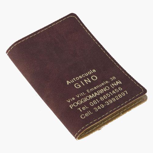 book trasparente rosso